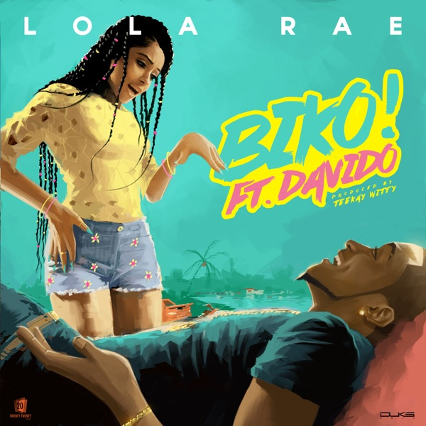 Biko! (feat. Davido) - Single