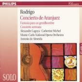 Alexandre Lagoya - Rodrigo: Concierto de Aranjuez for Guitar and Orchestra - 2. Adagio