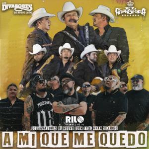 Los Invasores de Nuevo León - A Mí Qué Me Quedó feat. El Gran Silencio