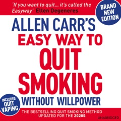 Allen Carr's Easy Way to Quit Smoking (Unabridged)