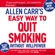 Allen Carr - Allen Carr's Easy Way to Quit Smoking (Unabridged)