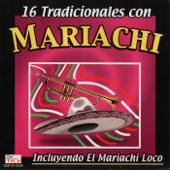 16 Tradicionales con mariachi
