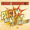 Sean Kingston - Party All Night (Sleep All Day) artwork