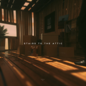 Woodju - Stairs to the Attic - EP