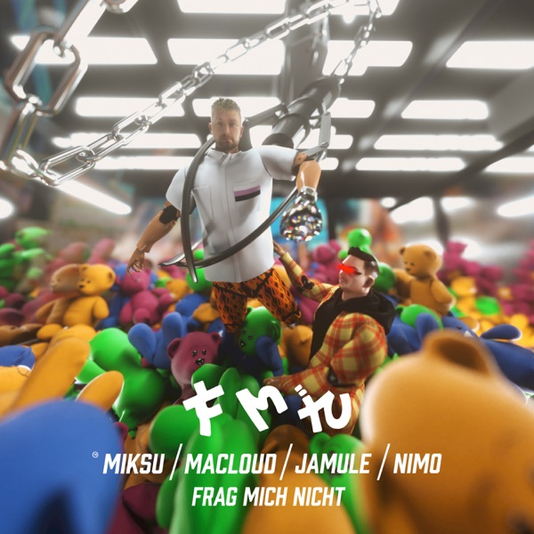 Miksu & Macloud feat. Jamule & Nimo Frag Mich Nicht