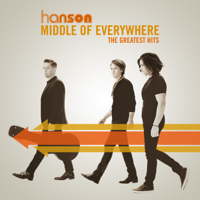Hanson - Middle of Everywhere: The Greatest Hits artwork