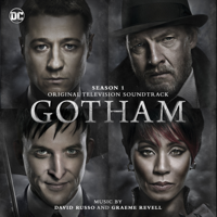 David Russo & Graeme Revell - Gotham: Season 1 (Original Television Soundtrack) artwork