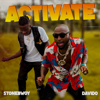 Stonebwoy & Davido - Activate artwork