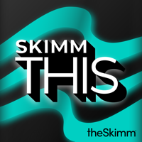 Podcast cover art for Skimm This