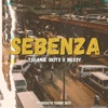 Tsoanie Skits - Sebenza (feat. Nessy) artwork