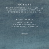 Keith Jarrett - Mozart: Piano Concerto No. 23 in A Major, K. 488 - 1. Allegro