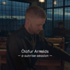 Ólafur Arnalds - A Sunrise Session - EP artwork