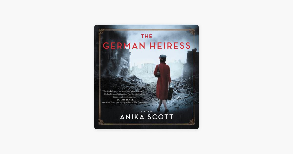 The German Heiress Audiobook