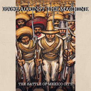 Rage Against the Machine - The Battle Of Mexico City (Live)