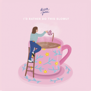 Alison Jutta - I'd Rather Do This Slowly - EP