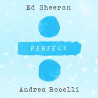 Ed Sheeran & Andrea Bocelli - Perfect Symphony artwork