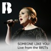 Icon Someone Like You (Live from the BRITs) - Single