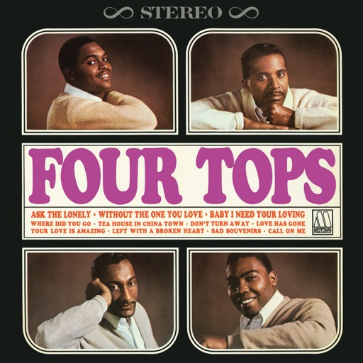 Art for Baby I Need Your Loving by Four Tops