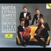 Emerson String Quartet - Bartók: String Quartet No.1, Sz. 40 (Op.7) - 1. Lento