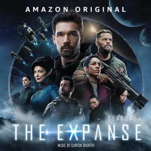 Clinton Shorter - The Expanse Season 4 (Music from the Amazon Original Series)