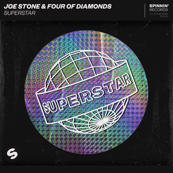 Joe Stone, Four Of Diamonds - Superstar