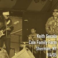 Keith Secola - Cole Family Farm, Sherman, NY 9/4/05 artwork