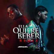 Ella Quiere Beber (Remix) - Anuel AA & Romeo Santos - Anuel AA & Romeo Santos