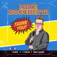 Mike Bocchetti - Thank You! artwork