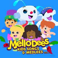 Mellodees - Kids Songs & Medlees Vol 1 - EP artwork