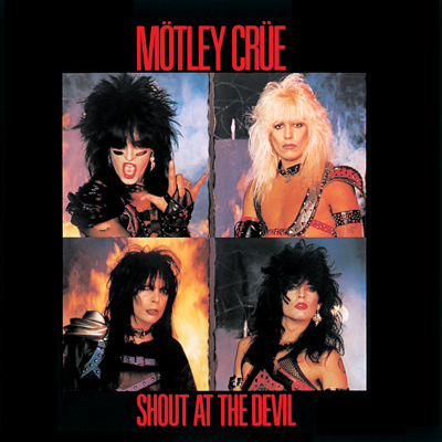 Shout at the Devil - Mötley Crüe song