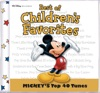 Best of Children's Favorites- Mickey's Top 40 Tunes