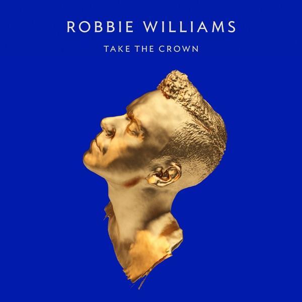 Robbie Williams mit Candy