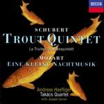 Takács Quartet & Joseph Carver - Italian Serenade in G Major WW XV / 3