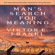 Viktor E. Frankl - Man's Search For Meaning: Young Adult Edition