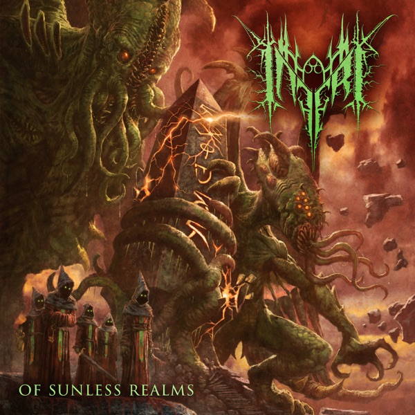 Inferi - Of Sunless Realms [EP] (2020)