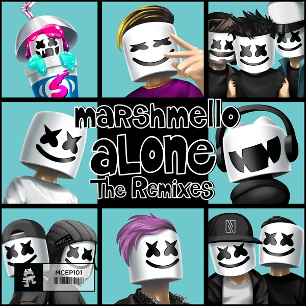 Alone (Streex Remake) - Single