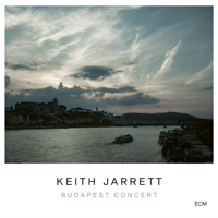 Keith Jarrett - Budapest Concert (Live) artwork