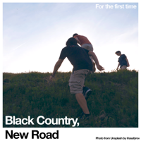 Black Country, New Road - Track X artwork