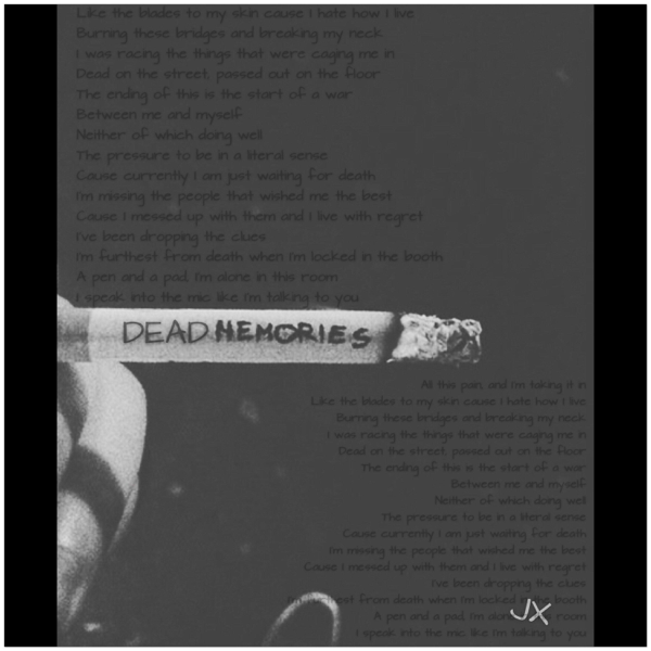 ‎Dead Memories - Single by JXN