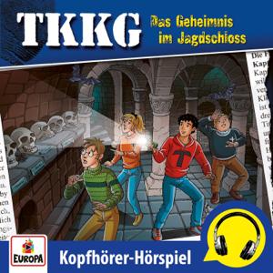 TKKG - Folge 216: Das Geheimnis im Jagdschloss (Kopfhörer-Hörspiel)