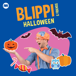 Blippi - Blippi & Friends Halloween