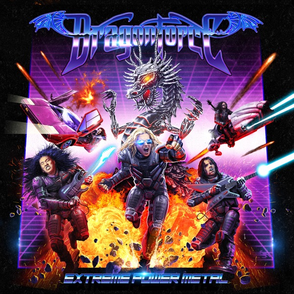 DragonForce mit Highway to Oblivion