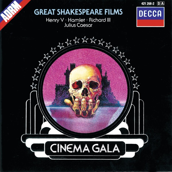 Rózsa, Shostakovich, Walton: Music from Great Shakespeare Films