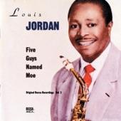 Louis Jordan - (My Feet Are Killing Mr, Marching In) The Infantry Blues