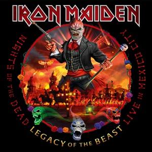 Iron Maiden - Churchill's Speech (Live in Mexico City, Palacio de los Deportes, Mexico, September 2019)