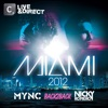 Miami 2012 (Mixed by Mync & Nicky Romero), MYNC & Nicky Romero