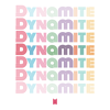 BTS - Dynamite (Acoustic Remix) artwork