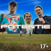 Stefan en Sean - Potentie (feat. Bram) kunstwerk