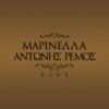 Antonis Remos & Marinela - Live artwork