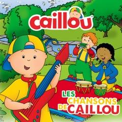Les chansons de Caillou